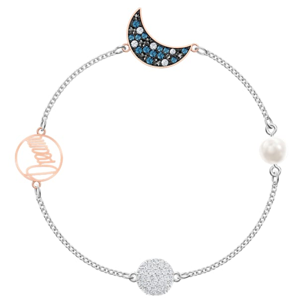 Swarovski Remix Collection Moon Strand, multicolore, Mix di placcature - Swarovski, 5490934