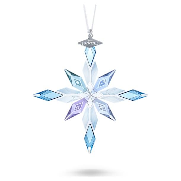 Ledové království 2 – ozdoba Sněhová vločka - Swarovski, 5492737