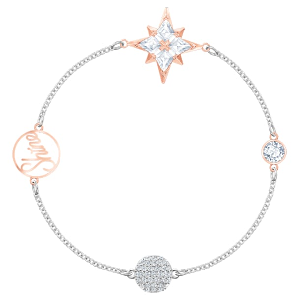 Swarovski Remix Collection Star Strand, multicolore, Mix di placcature - Swarovski, 5494886