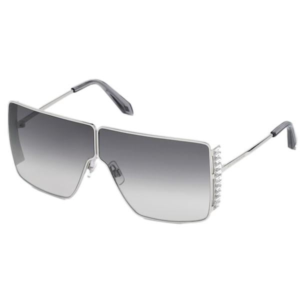 Fluid Mask Sunglasses, SK236-P 16B, Black - Swarovski, 5500208
