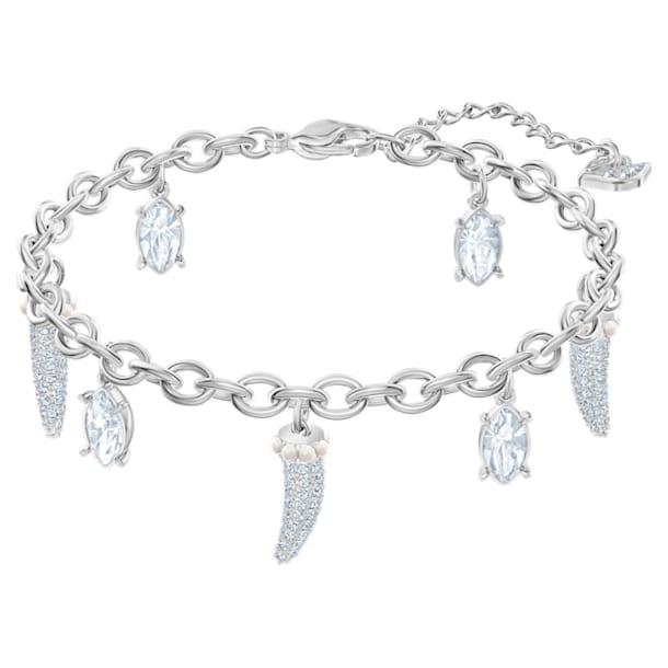 Polar Bestiary Armband, mehrfarbig, Rhodiniert - Swarovski, 5501007