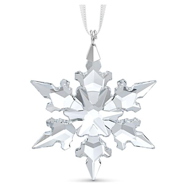 Ornament kleine sneeuwvlok - Swarovski, 5511042