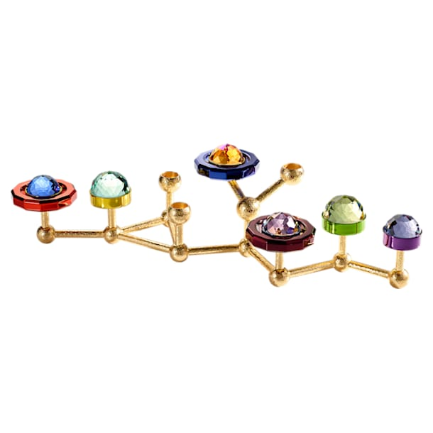 Arbol Low Candelabra, Multicolored - Swarovski, 5511524