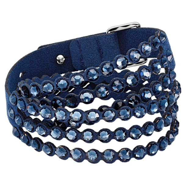 Swarovski Power Collection Armband, blau - Swarovski, 5511697