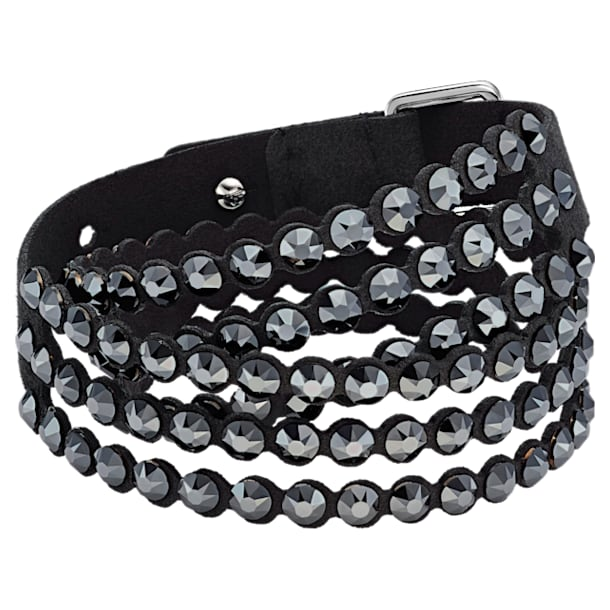 Pulsera Swarovski Power Collection, negro - Swarovski, 5512512