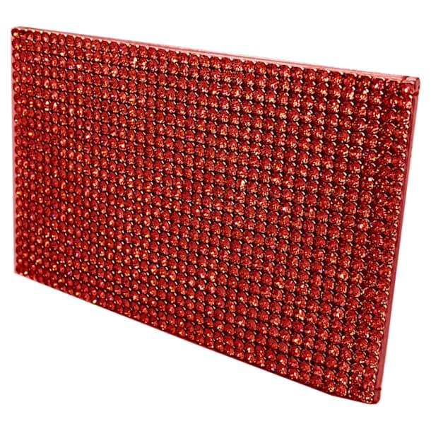 Portatarjetas Marina, rojo - Swarovski, 5513492