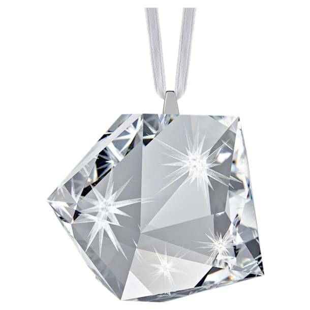 Daniel Libeskind Eternal Star Multi Hanging Ornament, White - Swarovski, 5514678