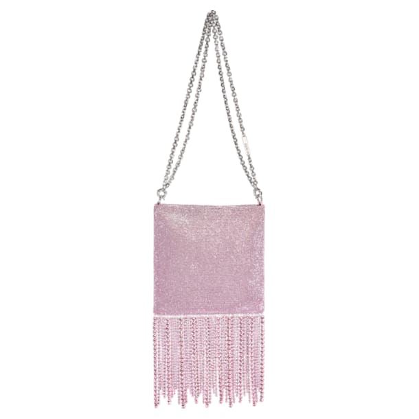 Fringe Benefit Bag, Purple - Swarovski, 5517599