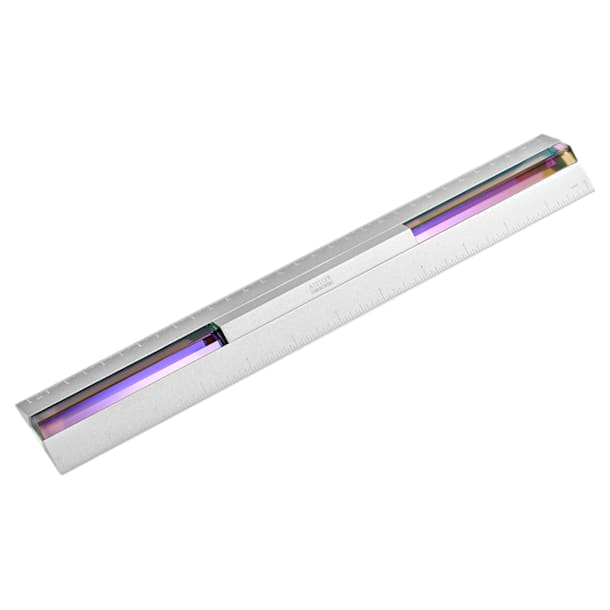 Stationary Ruler, Silver tone - Swarovski, 5519691