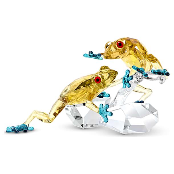 Crystal Paradise Frogs - Swarovski, 5522680