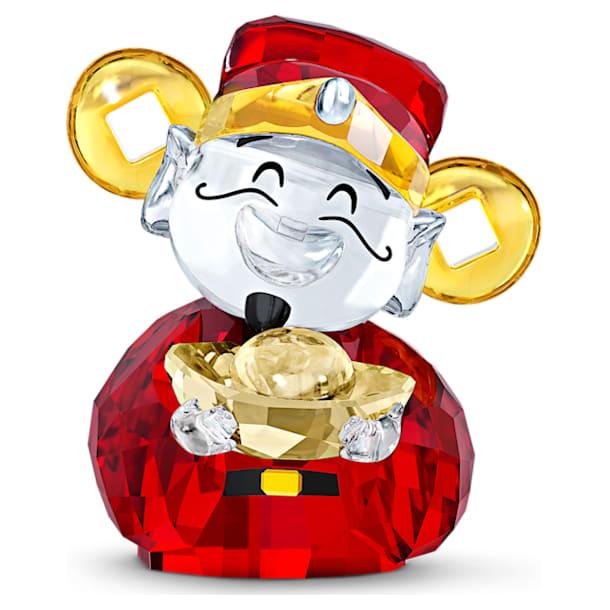 Asian Symbols Cute God of Wealth - Swarovski, 5523324