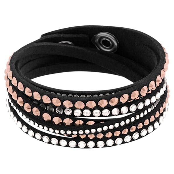 Slake Deluxe bracelet, Multicoloured - Swarovski, 5524011
