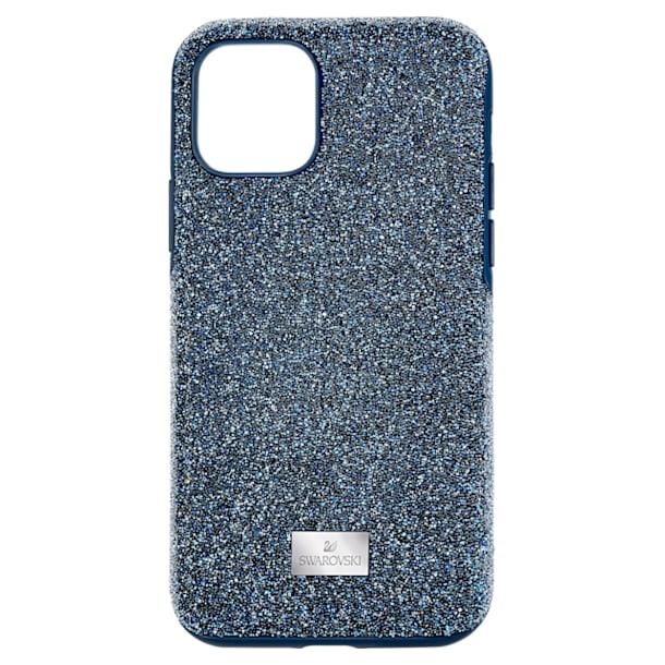 High Smartphone Case, iPhone® 11 Pro, Blue - Swarovski, 5531145
