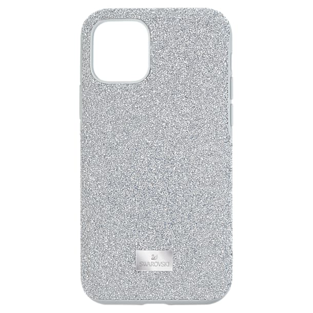 High okostelefon tok, iPhone® 11 Pro, ezüst tónusú - Swarovski, 5531146