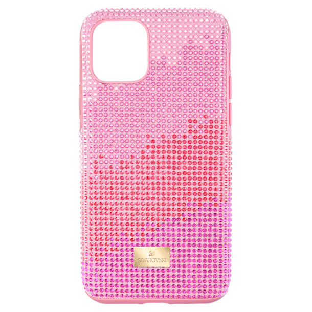 Pouzdro na chytrý telefon High Love, iPhone® 11 Pro, Růžová - Swarovski, 5531151