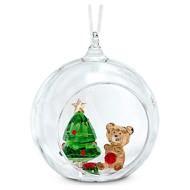 Ball Ornament, Christmas Scene - Swarovski, 5533942