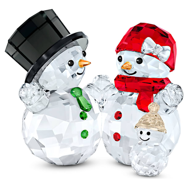 Famille Bonhomme de neige - Swarovski, 5533948
