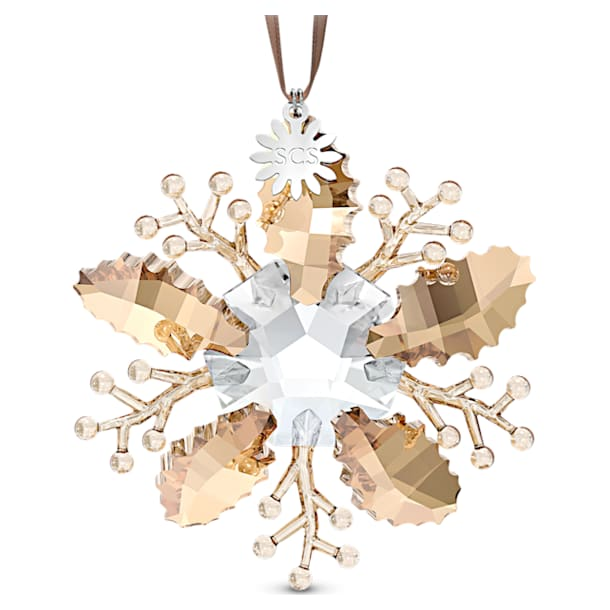 SCS Winter Sparkle Ornament, Ediția anuală 2020 - Swarovski, 5533949