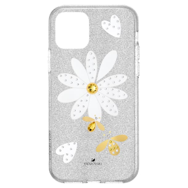 Eternal Flower 智能手机防震保护套, iPhone® 11 Pro, 浅色渐变 - Swarovski, 5533968