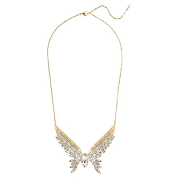 Wonder Woman Necklace, Gold tone, Gold-tone plated - Swarovski, 5535586