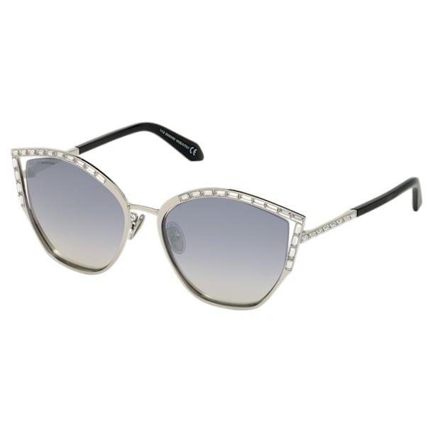 Fluid Sonnenbrille, SK0274-P-H 16C, grau - Swarovski, 5535795