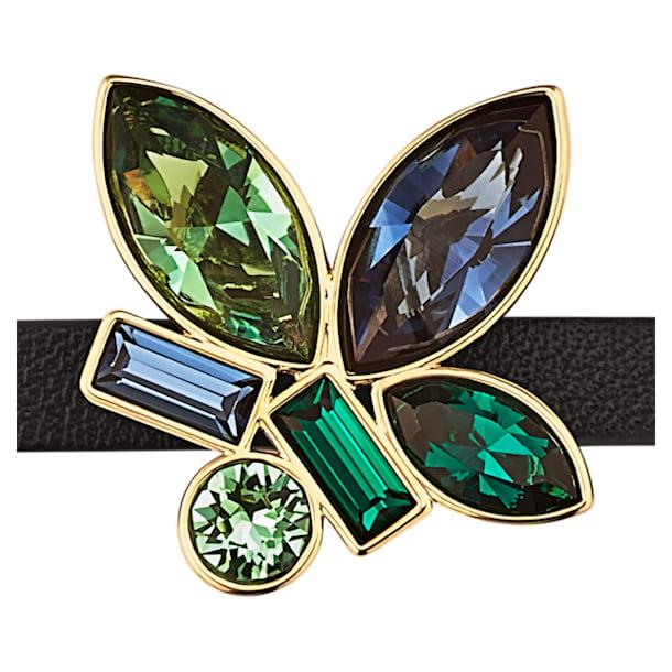 Bracelet Beautiful Earth by Susan Rockefeller, multicolore sombre, métal doré - Swarovski, 5535888