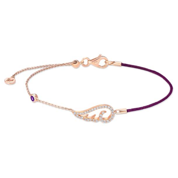 18K RG Dia Wing Bracelet (Ame) - Swarovski, 5538164