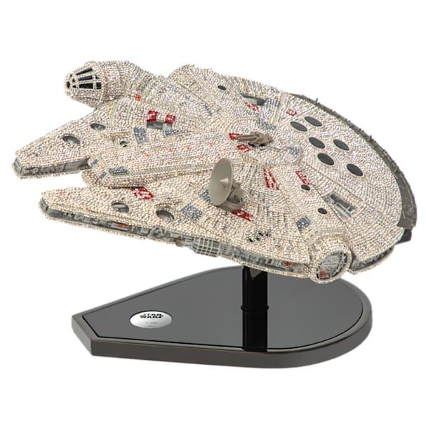 Star Wars Millennium Falcon Edición Limitada - Swarovski, 5538291