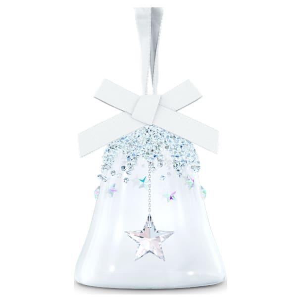 圣诞钟挂饰, 星星, 小 - Swarovski, 5545500