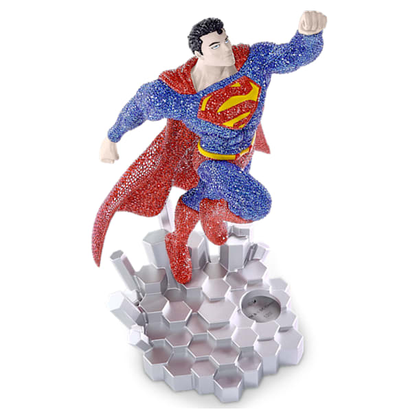 DC Comics Superman, velký, limitovaná edice - Swarovski, 5556955
