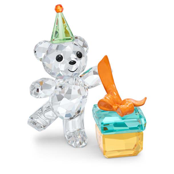 Медведь Kris «С наилучшими пожеланиями!» - Swarovski, 5557538