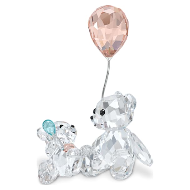 My Little Kris Bear 마더 & 베이비 - Swarovski, 5557542