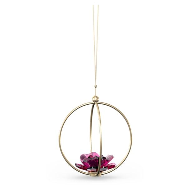 Garden Tales Rose Ball Ornament, Large - Swarovski, 5557805