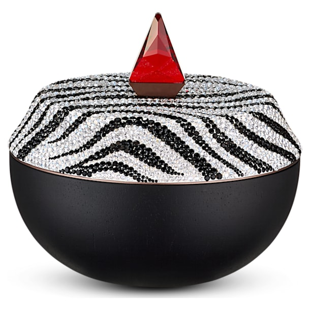 Elegance of Africa-Jamila 裝飾盒, 小 - Swarovski, 5557837