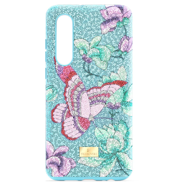 Togetherness Smartphone case with bumper, Huawei® P30, Multicolored - Swarovski, 5565189