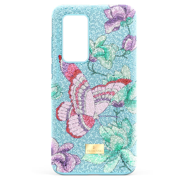 Togetherness Smartphone case with bumper, Huawei® P40, Multicolored - Swarovski, 5565198