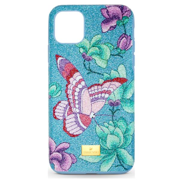 Togetherness Smartphone case with bumper, iPhone® 11 Pro Max, Multicolored - Swarovski, 5565199