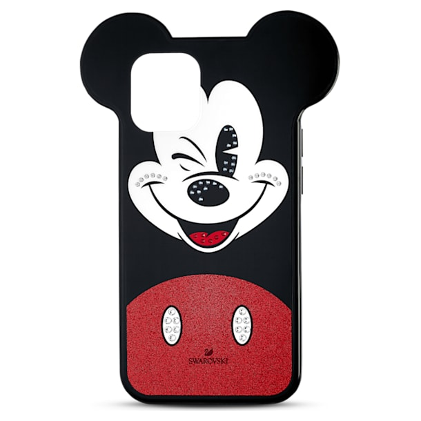 Mickey Smartphone Case, iPhone® 12 Pro Max, Multicoloured - Swarovski, 5565208