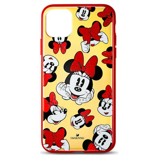 Minnie Smartphone Case with Bumper, iPhone® 11 Pro Max - Swarovski, 5565209