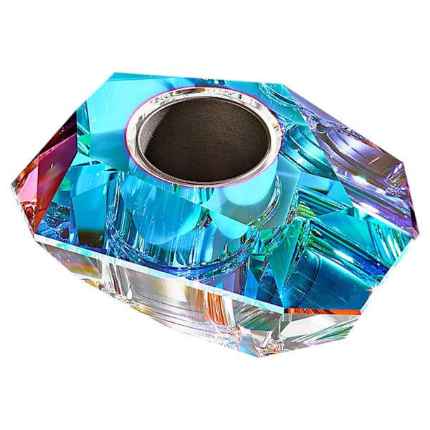 Lustra Kerzenhalter, klein, Aurora Borealis - Swarovski, 5567597