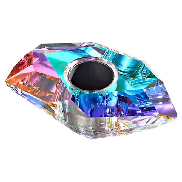 Lustra Candleholder, Medium, Aurora Borealis - Swarovski, 5567599