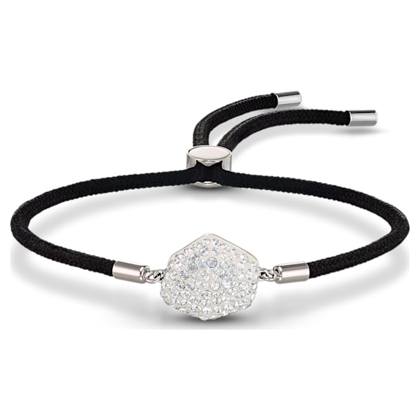 Pulsera Swarovski Power Collection Air Element, negro, acero inoxidable - Swarovski, 5568271