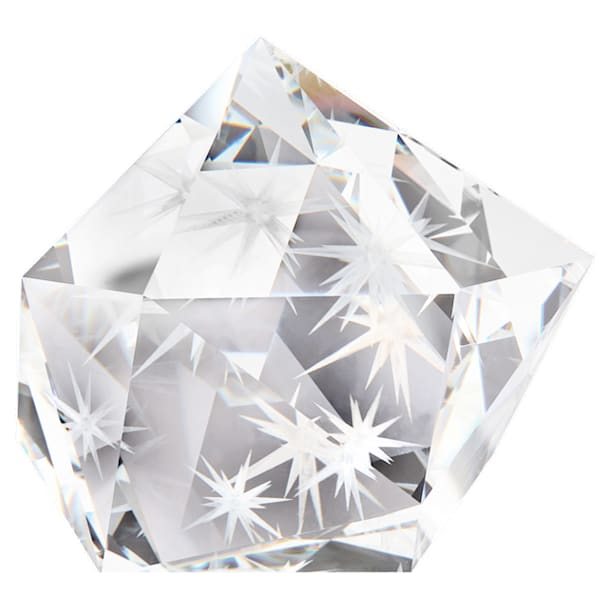 Daniel Libeskind Eternal Star Multi Standing Ornament, Large, White - Swarovski, 5569374
