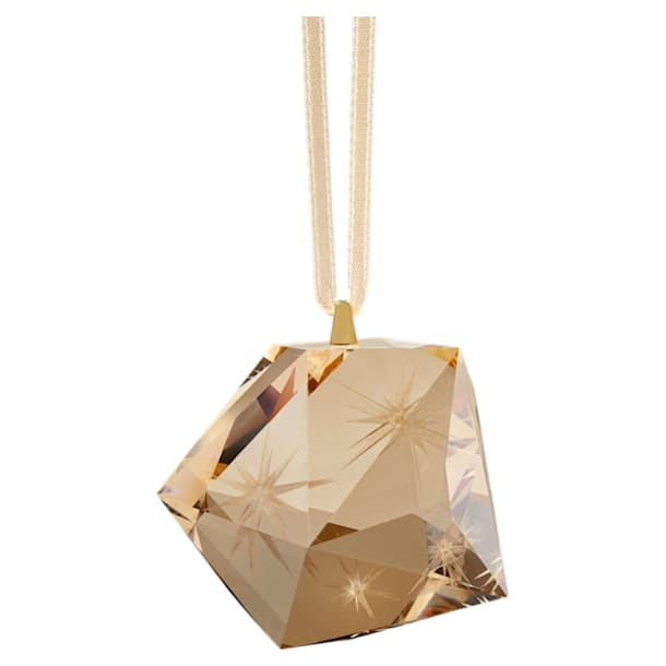 Daniel Libeskind Eternal Star Multi 행잉 오너먼트, 골드 톤 - Swarovski, 5569383