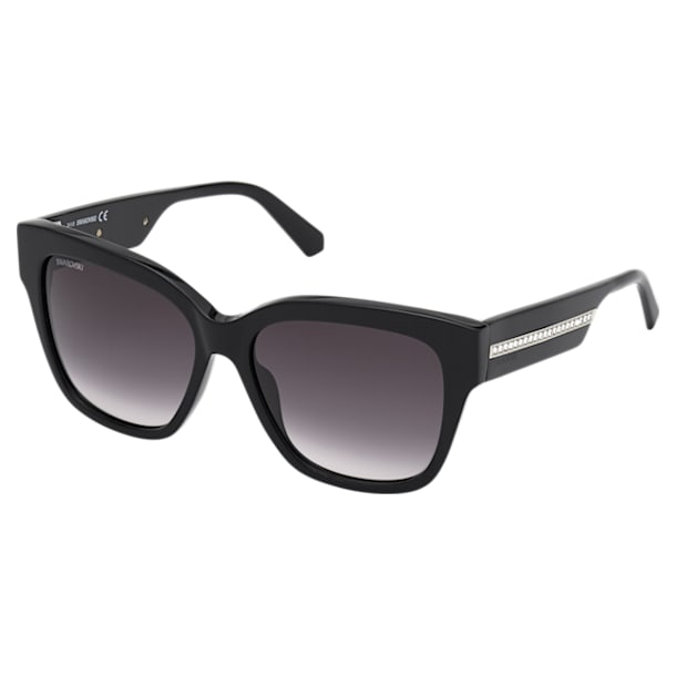 Swarovski 太阳眼镜, 黑色 - Swarovski, 5569402