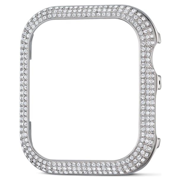 Sparkling Apple Watch ® 対応ケース, 40 mm, シルバー系 - Swarovski, 5572573