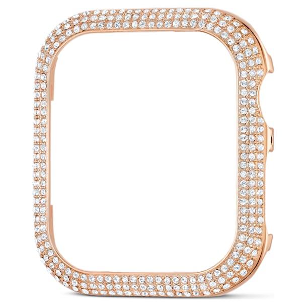 Sparkling Gehäuserahmen passend zur Apple Watch ® , 40 mm, Roséfarben - Swarovski, 5572574