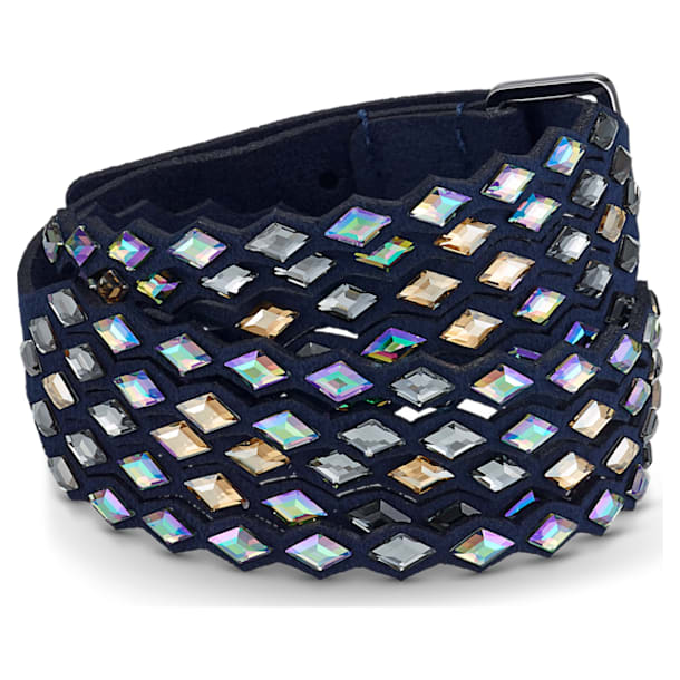 Swarovski Power Collection Navy Bracelet, Blue - Swarovski, 5572735