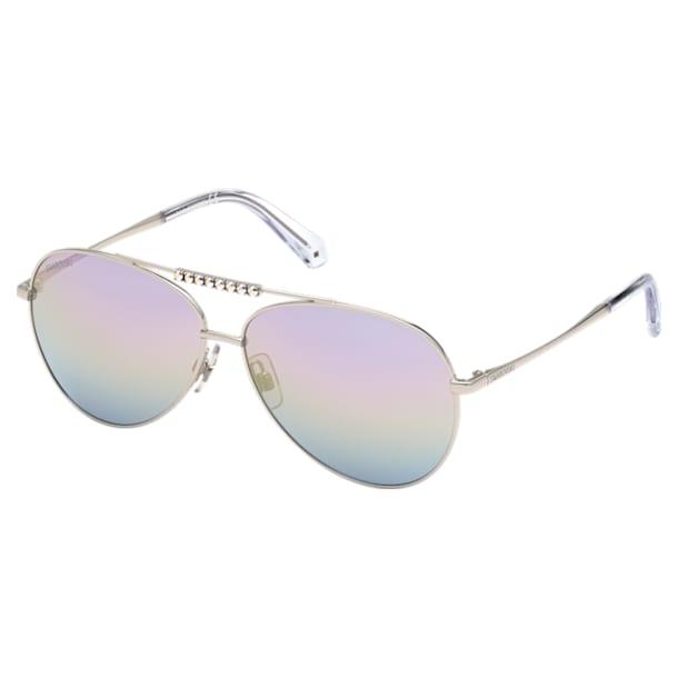 Óculos de sol Swarovski, SK0308 16Z, roxos - Swarovski, 5574141