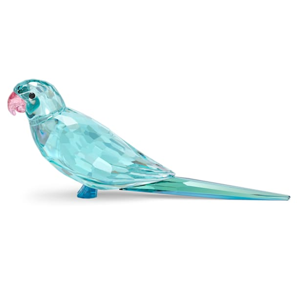 Jungle Beats Blue Parakeet Paco - Swarovski, 5574519